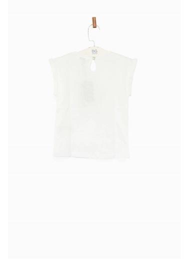 Riccione Tişört Beyaz